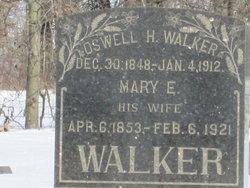 Mary E Walker