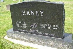 Elizabeth R. Betty <i>Young</i> Haney