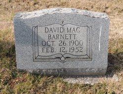 David Mac Barnett