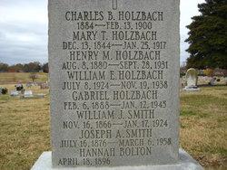 Johanna Hanna <i>Holzbach</i> Bolton