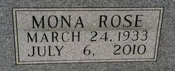Mona Rose Allen