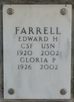 Edward H Farrell