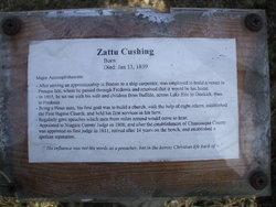 Judge Zattu Cushing