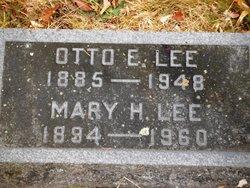Otto E. Lee
