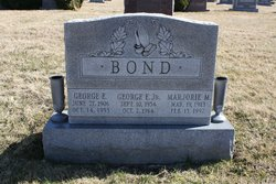 George Edward Bond, Sr