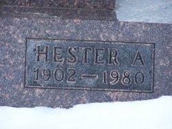 Hester <i>Russell</i> Allison