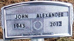John Wayne Alexander