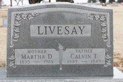 Calvin Tinsley Livesay