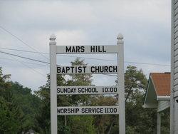 New Mars Hill Baptist Church Cemetery