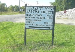 Pleasant Point Baptist Cemetery