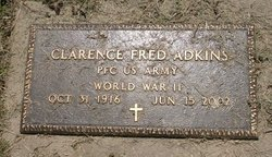 Clarence Fred Adkins