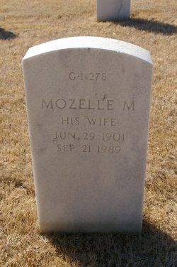 Mozelle Katherine <i>Marley</i> Jones