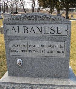 Josephine <i>Bernard</i> Albanese