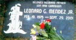 Leonard Gilbert Lenny Mendez, Jr