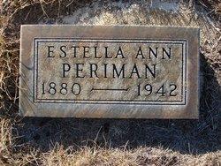 Estella Ann Periman