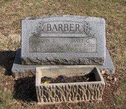Janet Natalie <i>Cox</i> Barber