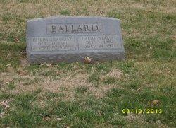 Hattie <i>Weakley</i> Ballard