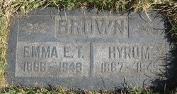 Hyrum Brown
