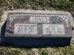 Alice <i>Howcroft</i> Jones