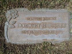 Dorothy Dot <i>Hatch</i> Bushey