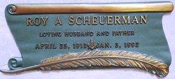 Roy Allan Scheuerman