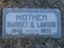 Harriet <i>Quinlan</i> Lawson
