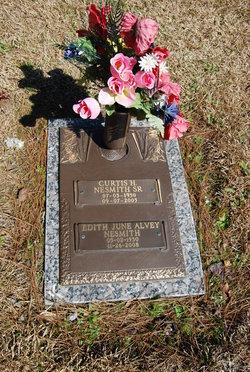 Edith June <i>Alvey</i> NeSmith