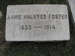 Annie <i>Halsted</i> Foster