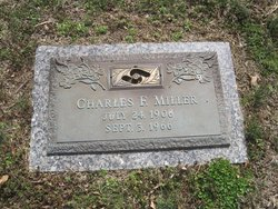 Charles F Miller