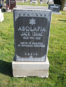 Jack Isaac Abolafia