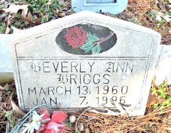 Beverly Ann Briggs