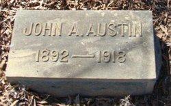 John Ashcraft Austin