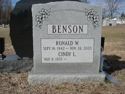 Ronald W. Benson