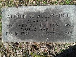 PFC Alfred Q Alldredge