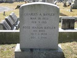 Charles A. Bayler