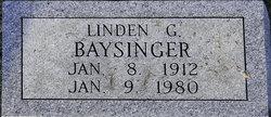 Linden G Baysinger