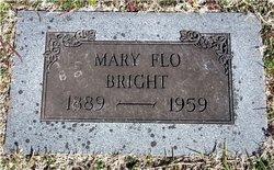 Mary Flo <i>Overstreet</i> Bright