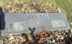 Helen <i>Betz</i> Barth