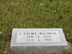 Ina Velma Velma Baldwin