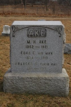 Rev Merrill Howard Ake