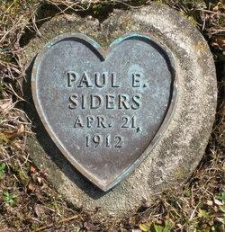 Paul E. Siders