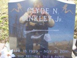 Clyde N Binkley, Jr