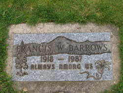 Francis W. Barrows