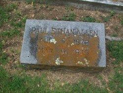 Paul Ethan Allen