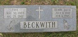 Faye Beckwith