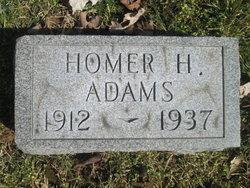 Homer H Adams