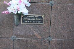 Jeffrey Lloyd Adams