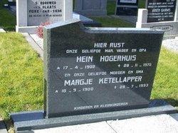 Margje Martens <i>Ketellapper</i> Hogerhuis