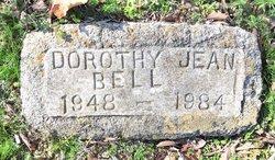 Dorothy Jean Bell