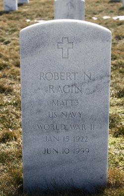 Robert N Ragin